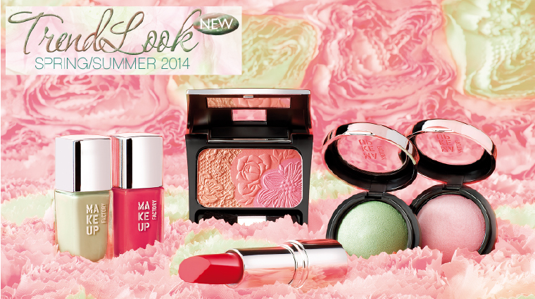 Make Up Factory - Spring Summer 2014 *Promopost*
