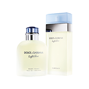 DOLCE & GABBANA LIGHT BLUE E LIGHT BLUE POUR HOMME