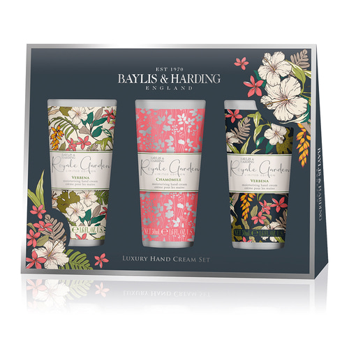 Baylis & Harding Baylis & Harding Royale Garden Assorted 3 Hand Cream Set