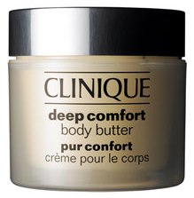Body Butter Deep Comfort Clinique