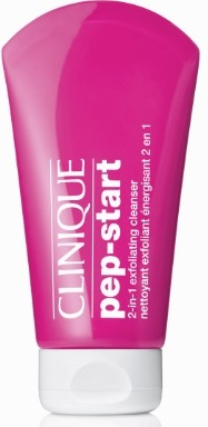 Clinique Pep-start 2-in-1 Exfoliating Cleanser