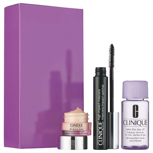 Clinique High Impact Clinique Eye On Lashes Set