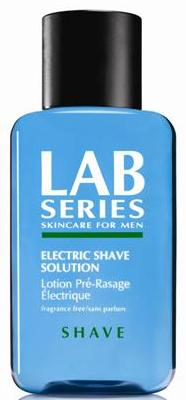 Electric Shave Solution Barbear Lab Series