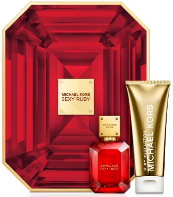 Michael Kors Sexy Ruby Holiday Set Sexy Ruby