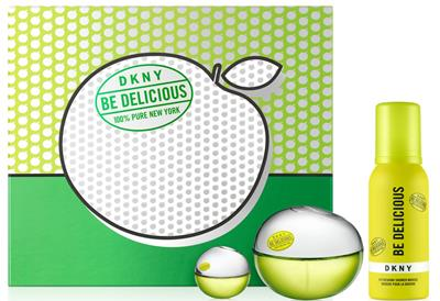 Be Delicious Woman DKNY Dkny Be Delicious Xmas Set 100 ml
