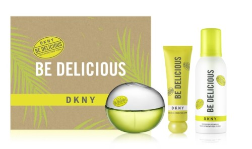 Be Delicious Woman DKNY Dkny Be Delicious Set 100 ml