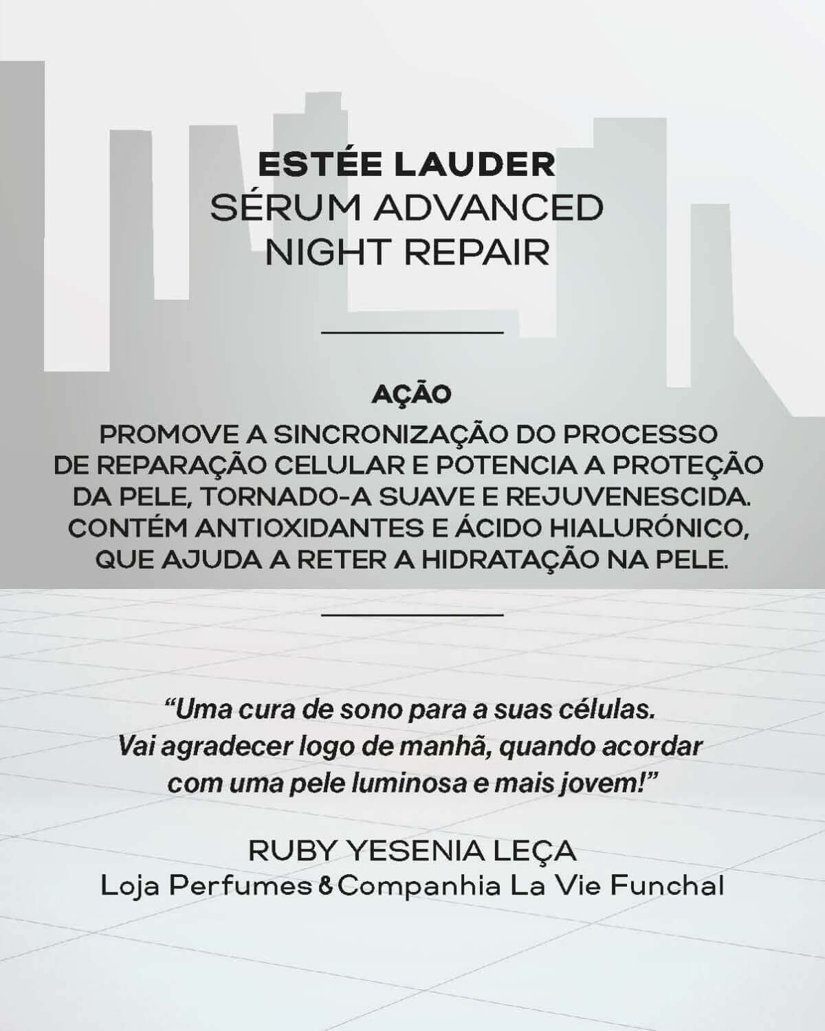 Advanced Night Repair Estée Lauder Serum