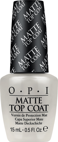 OPI  Top Coat Matte