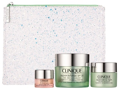 Superdefense Clinique Superdefense Spf20  Coffret