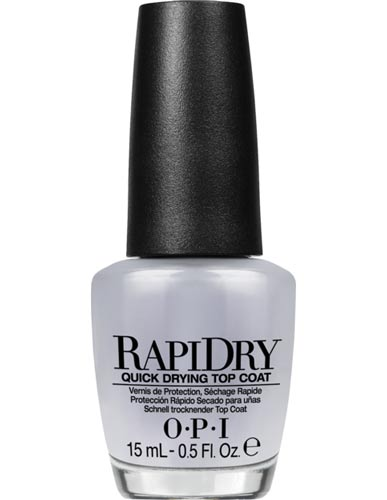 RapiDry Top Coat OPI