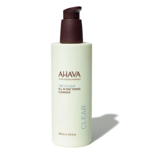 Time To Clear Ahava All In One Toning Cleanser 250 ml