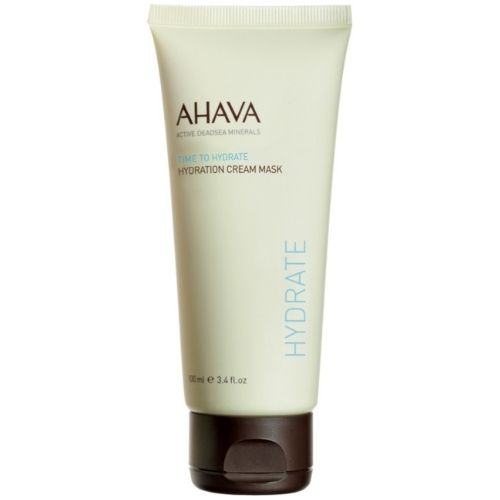 Time To Hydrate Ahava Hydration Cream Mask 100 ml