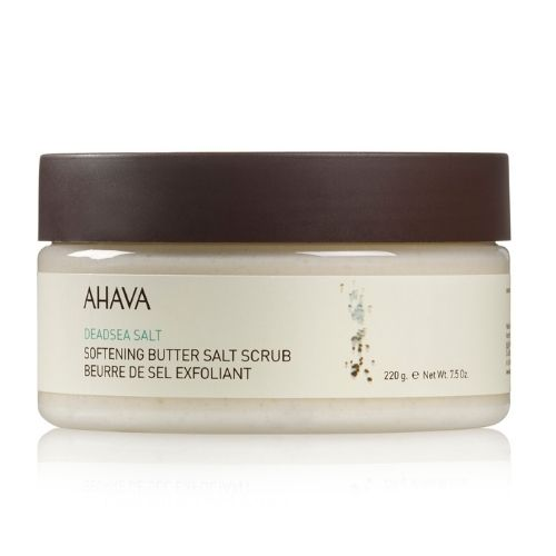 Deadsea Salt Ahava Softening Butter Salt Scrub Softening Butter Salt Scrub (Salt) 220g