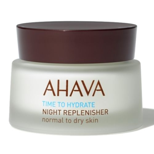 Time To Hydrate Ahava Night Replenisher Normal Dry 50 ml