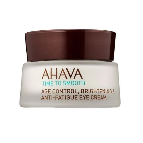 Time To Smooth Ahava Age Control Brightening Eye Cream 15 ml
