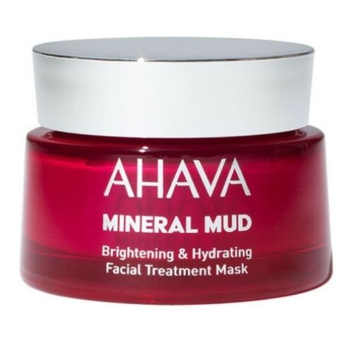 Mineral Masks Ahava Brightening & Hydrating Facial Treatment Mask 50ml 50 ml