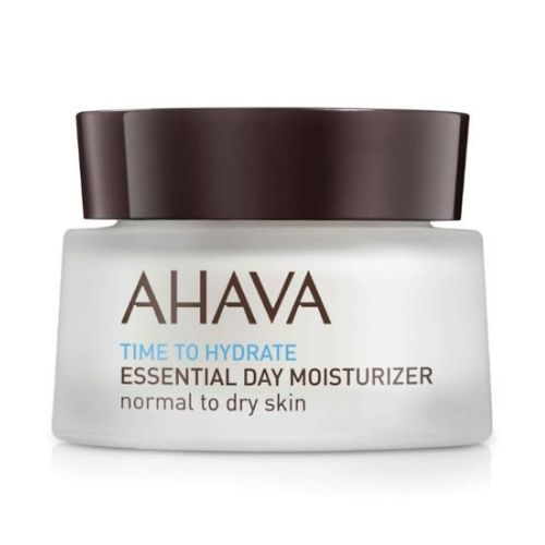 Time To Hydrate Ahava Essential Day Moisturizer Normal Dry 50 ml