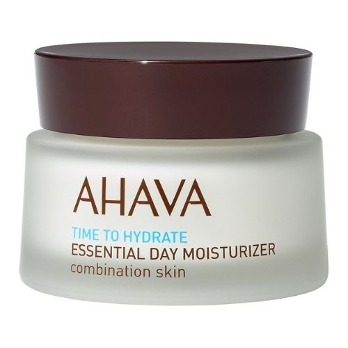 Time To Hydrate Ahava Essential Day Moisturizer Combination 50 ml