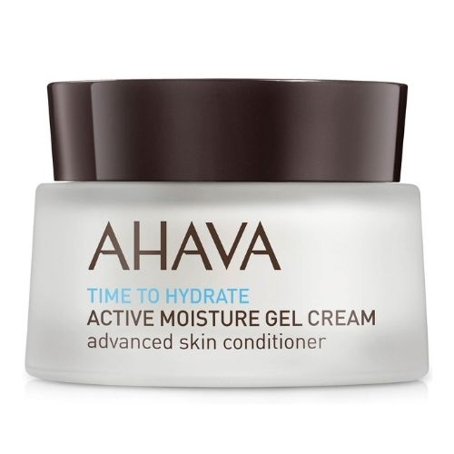 Time To Hydrate Ahava Active Moisture Gel Cream 50 ml