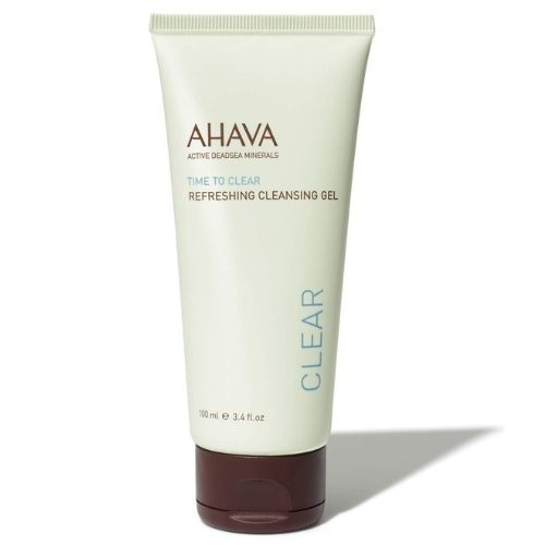 Time To Clear Ahava Refreshing Cleanser Gel 100 ml
