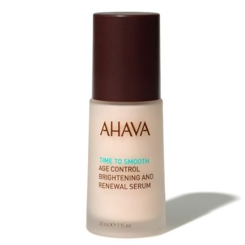 Time To Smooth Ahava Age Control Brightening and Renewal Serum 30 ml