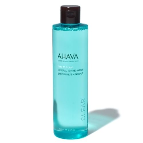 Time To Clear Ahava Mineral Toning Water 250 ml