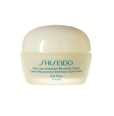 After Sun Intensive Recovery Cream Suncare Shiseido