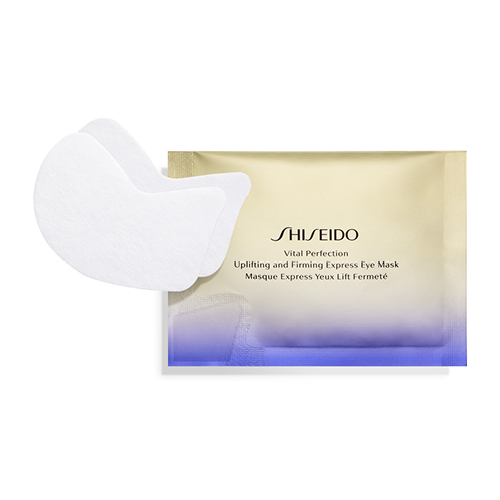 VITAL PERFECTION Shiseido Uplifting and Firming Express Eye Mask P 12 un