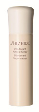 Shiseido Deodorants Deodorant Natural Spray
