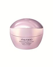 Replenishing Body Cream Global Body Care Shiseido