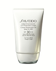 Urb. Envir. UV Protect. Cream SPF30 Urban Environment UV Protection Shiseido