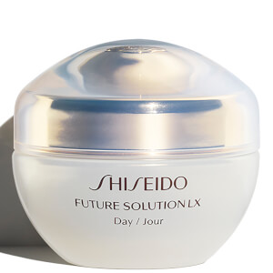 shiseido future solution lx total protective day cream