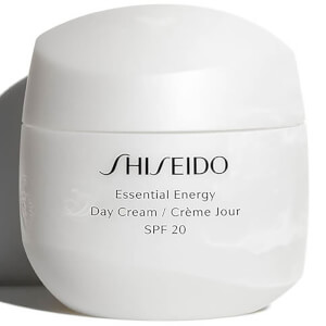 Essential Energy Shiseido Day Cream SPF20 50 ml