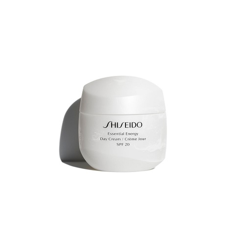 ESSENTIAL ENERGY DAY CREAM Shiseido