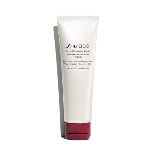 Defend Skincare Shiseido Deep Cleansing Foam 125 ml