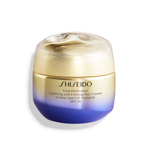 VITAL PERFECTION Shiseido UPLIFTING AND FIRMING DAY CREAM SPF 30 50 ml