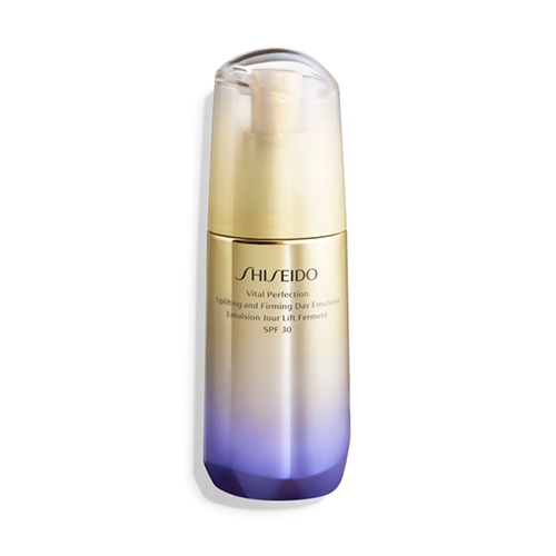 VITAL PERFECTION Shiseido UPLIFTING AND FIRMING DAY EMULSION SPF 30 75 ml