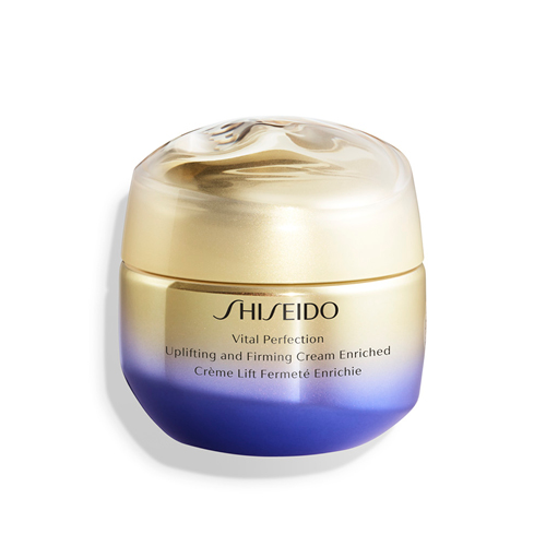 VITAL PERFECTION Shiseido UPLIFTING AND FIRMING CREAM ENRICHED 50 ml
