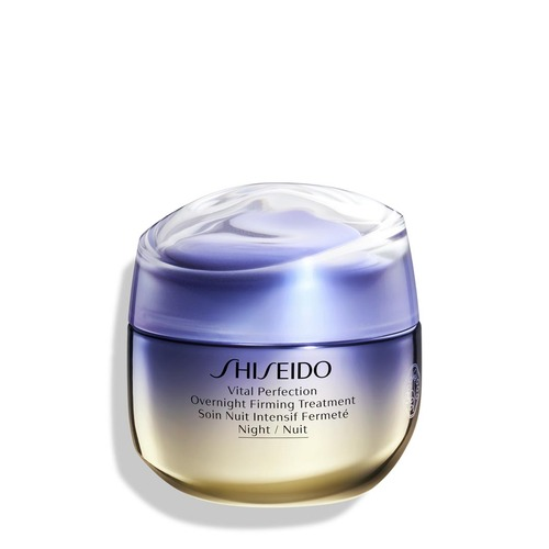 VITAL PERFECTION Shiseido OVERNIGHT FIRMING TREATMENT 50 ml