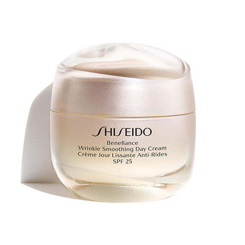 Benefiance Shiseido Wrinkle Smoothing Day Cream 50 ml