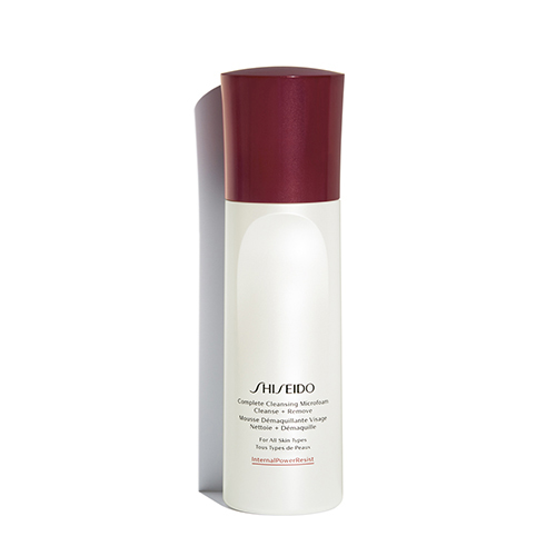 Defend Skincare Shiseido COMPLETE CLEANSING MICROFOAM 180 ml