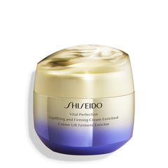 VITAL PERFECTION Shiseido Uplifting and Firming Cream Enriched 75 ml