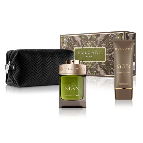 Man Bvlgari Wood Essence X'Mas Coffret 100 ml