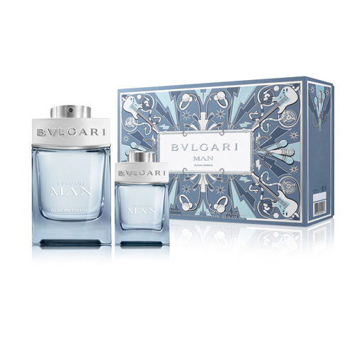 Man Bvlgari Glacial Essence X'Mas Coffret 100 ml