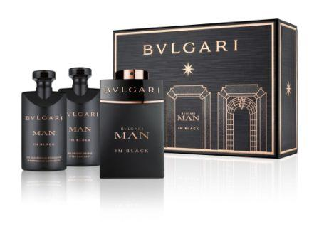 Bvlgari Man In Black Set