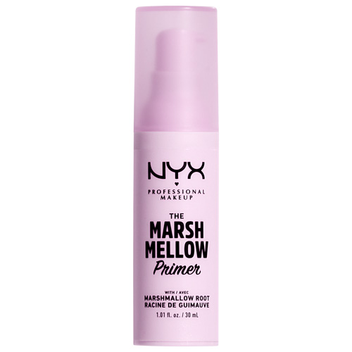Marshmallow NYX Professional Makeup Marshmallow Soothing Primer 01