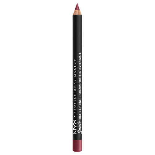 Suede Matte NYX Professional Makeup Lip Liner Cherry skies