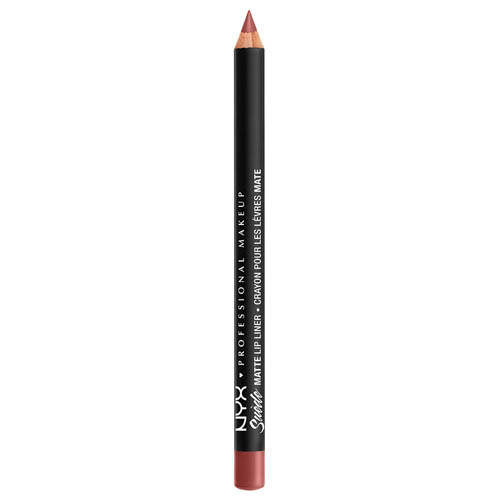 Suede Matte NYX Professional Makeup Lip Liner Cannes