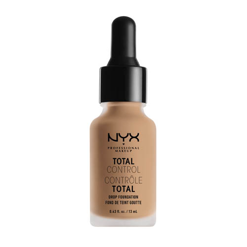 Total Control NYX Professional Makeup Drop Foundation  07 tural