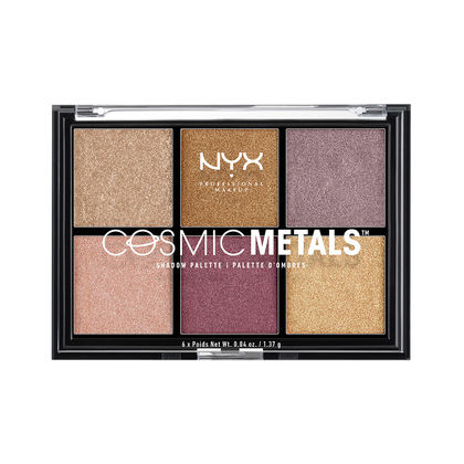 Cosmic Metals NYX Professional Makeup Shadow Palette
